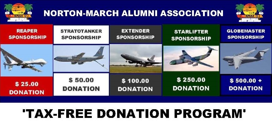 NMAA TAX-FREE DONOR PROGRAM